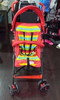 REPRICED!!!!Umbrella type light weight stroller