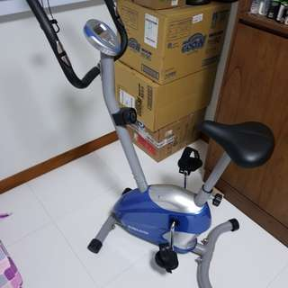 Aibi Exercise Bike (price lowered) - Mint condition