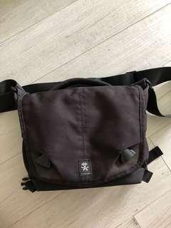 "Crumpler Camera Bag (""Five Million Dollar"")"