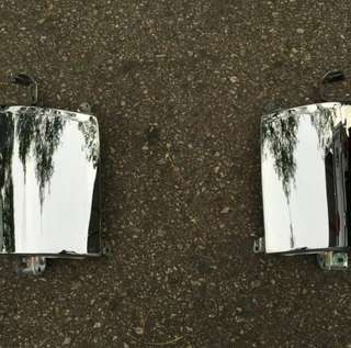 Toyota dyna 10ft side pipi fender
