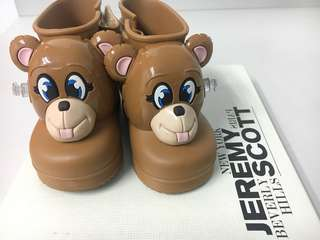 Mini Melissa Monkey Boot (Jeremy scott)