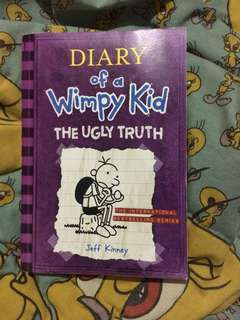 Diary of A Wimpy Kid-The Ugly Truth by Jeff Kinney