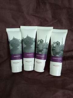 Shampoo conditioner hotel mercure