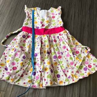 Bear girls dress