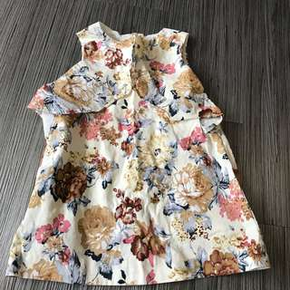 Baby poney girls dress