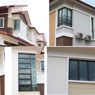 Windows and other renovation