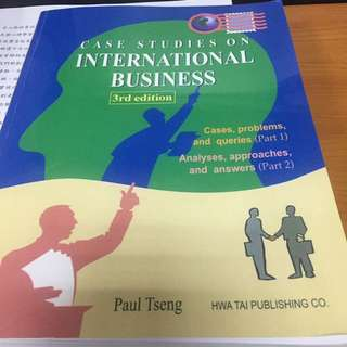 Case Studies On International Business Paul Tseng