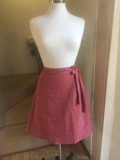 Oriental Aline skirt