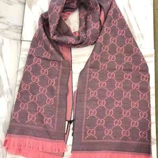 PRICE NEGO RRP $395 Gucci Scarf
