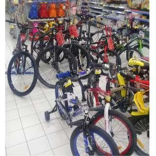Special April Bunga super Ringan Tanpa DP Cicilan Sepeda MTB Baru