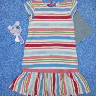 9 years - Kids Cloth Shirt Dress Baby Girl Boy