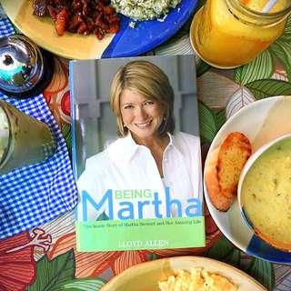 Being Martha Stewart