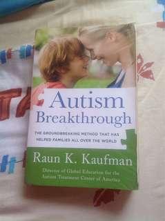 Autism Breakthrough by Raun Kaufman