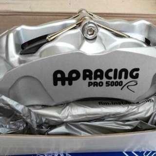 AP racing pro 5000r 100% genuine brake kit