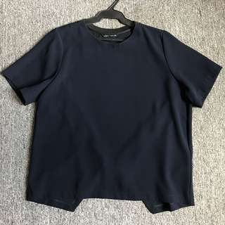 Zara Navy blue
