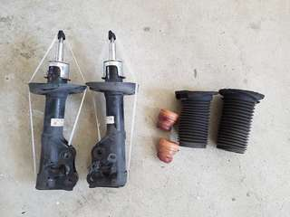 Honda Civic FD1 Stock Suspension