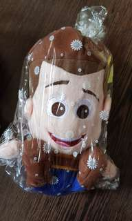 Brand New Wrapped Woody Soft Toy