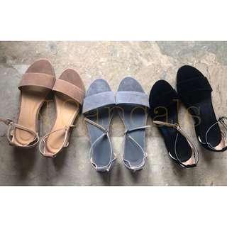 Matte Sandals 1inch