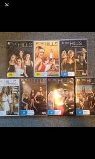 The Hills seasons 1-5