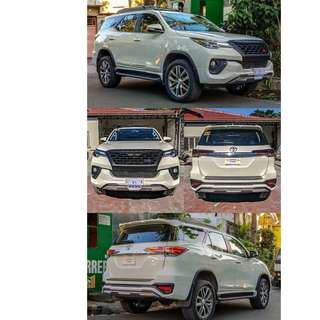 New Fortuner OEM kit 2018