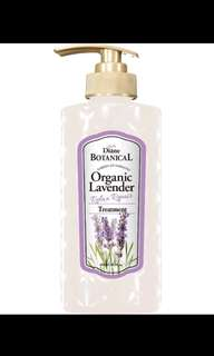 MOIST DIANEBotanical Organic Lavender Treatment 480ML