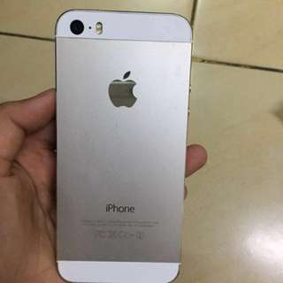IPhone 5s 32gb Preloved