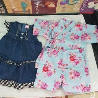 PL Baby Girl Clothes