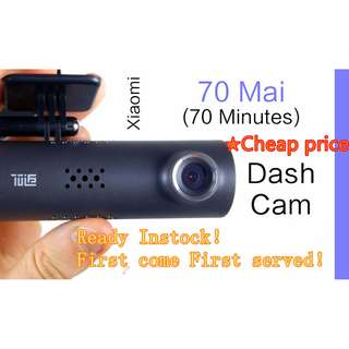 Xiaomi 70mai dash cam 2018Latest car dash Camera Ready Instock now!!!!!!!!
