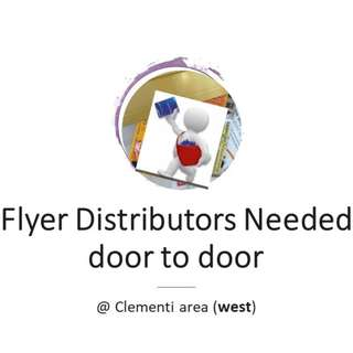 Flyer Distributors Needed 2.0