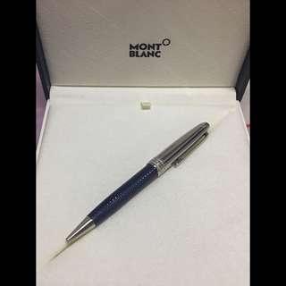 Montblanc Meisterstueck Solitaire Doue Blue Hours Classique Ballpoint Pen 112895