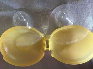 Medela Contact Nipple Shields (24mm) / lightly used