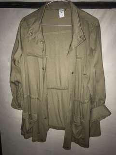 Army cardigan/jacket