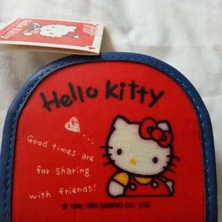 Hello Kitty 銀包仔