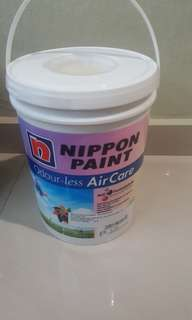 Nippon Paint Odourless Air-Care PUCHONG