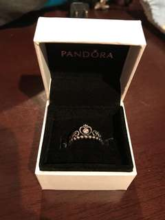 Pandora - my princess ring