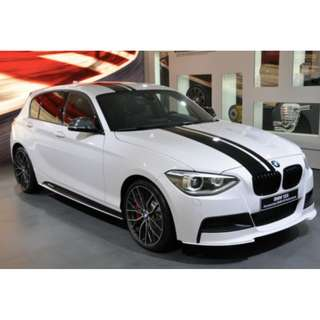 BMW 1 SERIES PERFORMANCE BODYKIT F20-21 2011-2015 NON LCI.