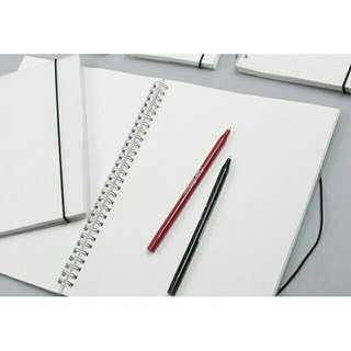 Muji Notebooks A6 A5 B5