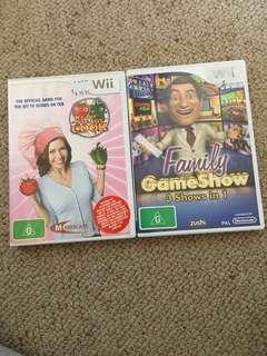 Bundle Wii games