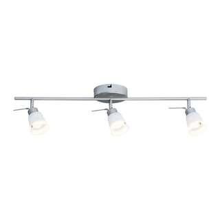 BASISK ceiling light track, 3 spots light white