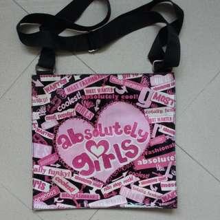 $2 YTMRT sling bag for girl