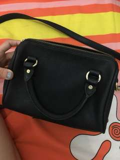 Candy bag black