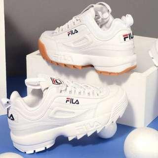 [Fila Disruptor 2] Authentic Original Shoes