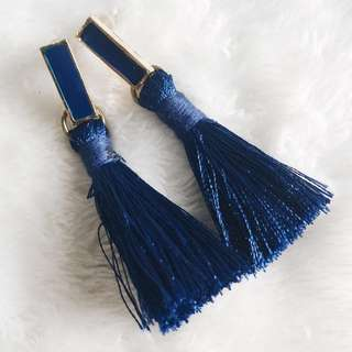 Tassel Earrings 02