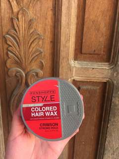 PENSHOPPE'S COLORED HAIR WAX