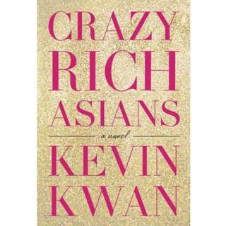(E-book) Crazy Rich Asians series