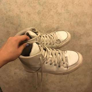 H&M Divided High Cut Sneakers