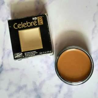 [NEW] Mehron Celebre HD Pro Creme Foundation