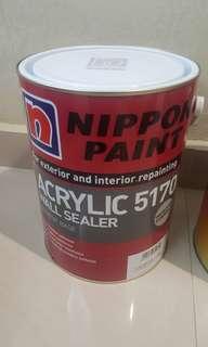 Nippon paint Acrylic 5170 Wall sealer PUCHONG