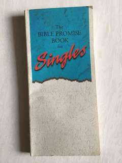 The Bible Promise book for Single