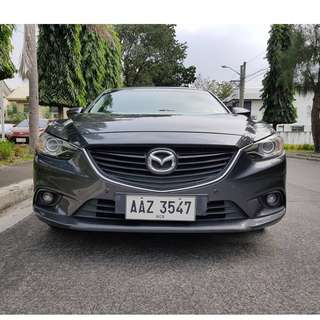 Mazda 6 2014 2.5 Skyactive Automatic Casa Maintained